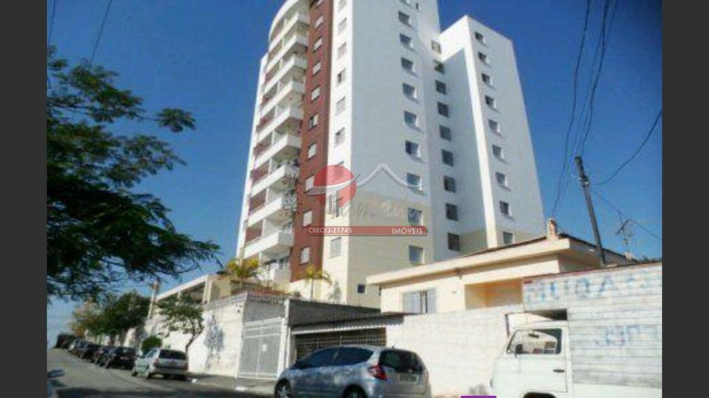 Apartamento residencial à venda, Parque Boturussu, São Paulo - AP1024.