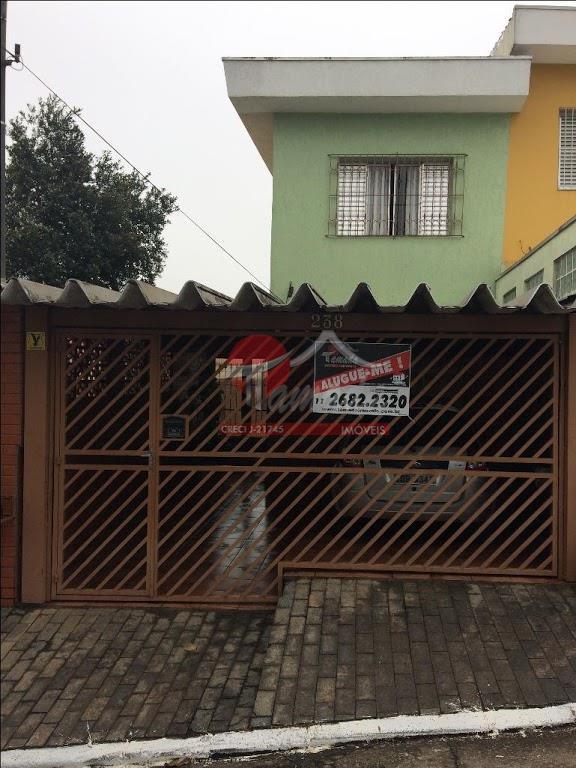 Sobrado residencial para locação, Vila Rio Branco, São Paulo - SO2440.