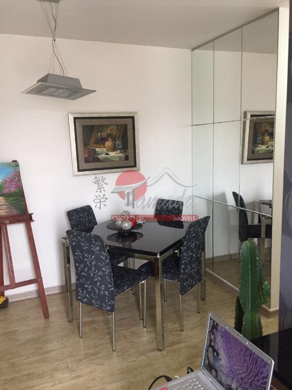 Apartamento residencial à venda, Vila Ré, São Paulo - AP1093.