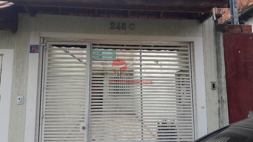 Sobrado residencial à venda, Vila Ponte Rasa, São Paulo - SO2470.