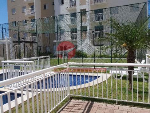 Apartamento residencial à venda, Itaquera, São Paulo - AP1108.