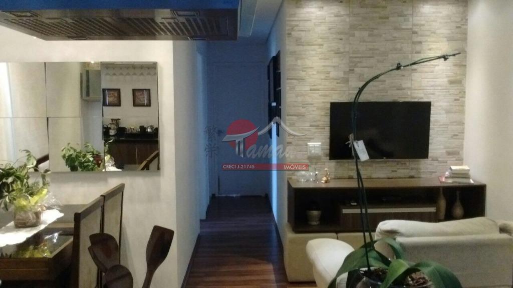 Apartamento residencial à venda, Engenheiro Goulart, São Paulo - AP1116.