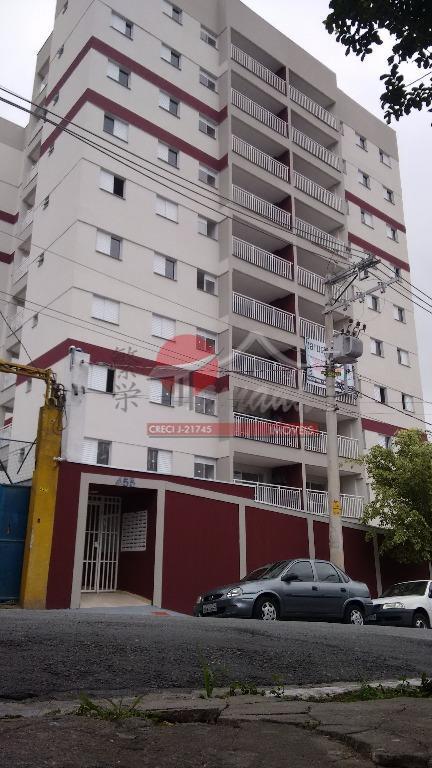 Apartamento residencial à venda, Jardim Matarazzo, São Paulo - AP0814.