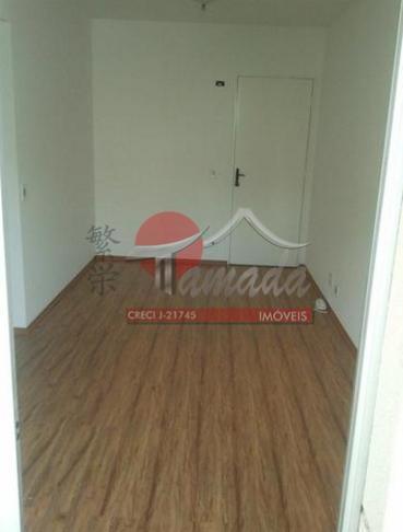 Apartamento residencial para venda e locação, Vila Carlos de Campos, São Paulo - AP1184.
