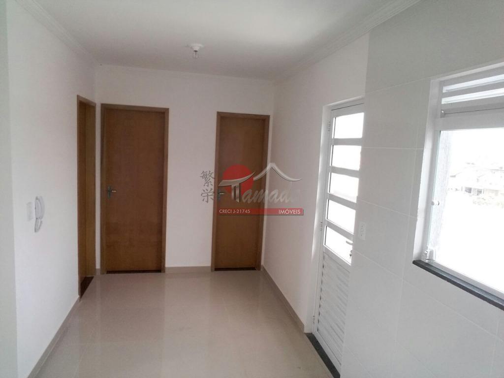 Apartamento residencial à venda, Parque das Paineiras, São Paulo - AP1190.