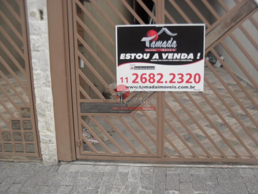 Sobrado de 3 dormitórios à venda em Itaquera, São Paulo - SP