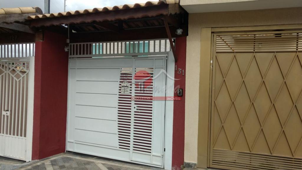 Sobrado residencial à venda, Jardim Brasília (Zona Leste), São Paulo - SO2568.