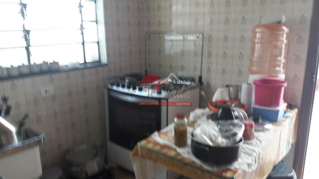 Casa de 4 dormitórios à venda em Jardim Belém, São Paulo - SP