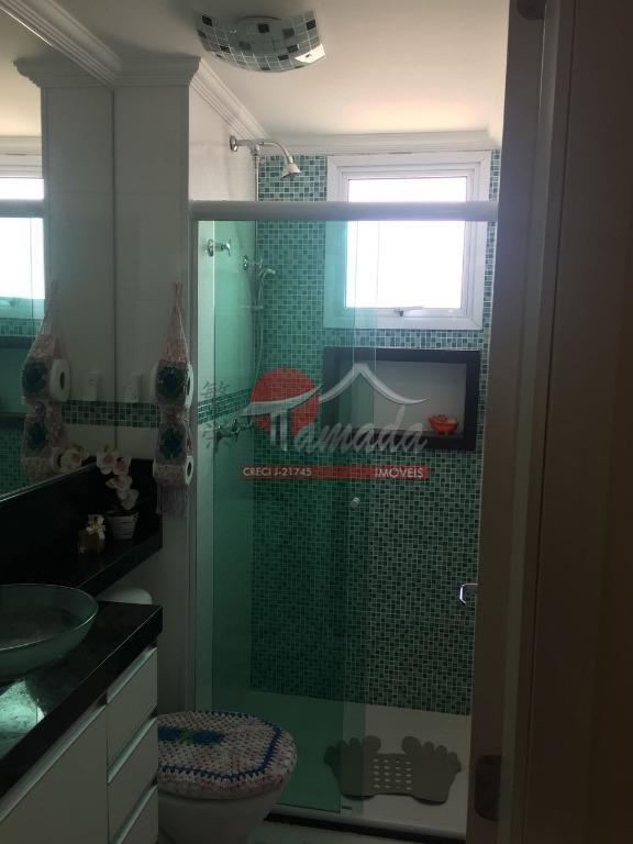 apartamento com 03 dormitórios, face norte, suíte com sacada, varanda gourmet, 02 vagas de garagem cobertas....