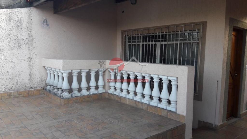 Sobrado de 3 dormitórios à venda em Vila Rio Branco, São Paulo - SP