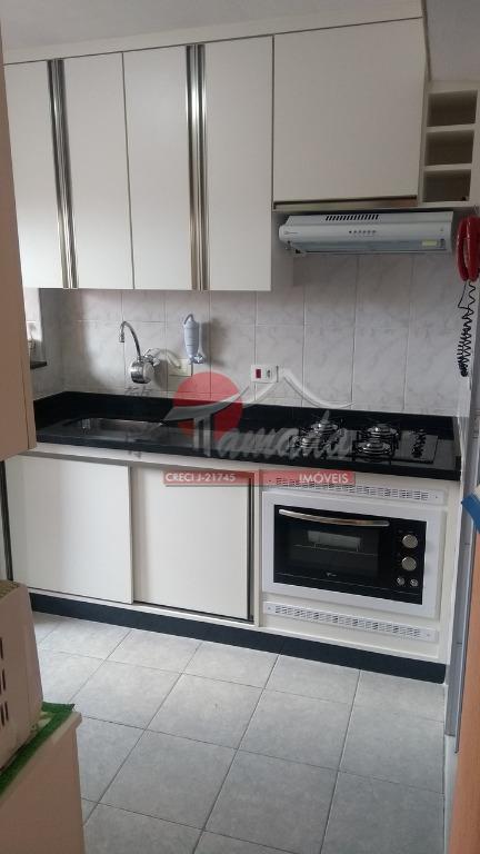 Apartamento com 1 dormitório à venda e locação, 38 m² por R$ 192.000 - Vila Domitila - São Paulo/SP