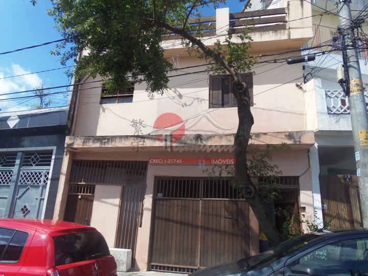 Sobrado residencial à venda, Jardim Danfer, São Paulo - SO2658.