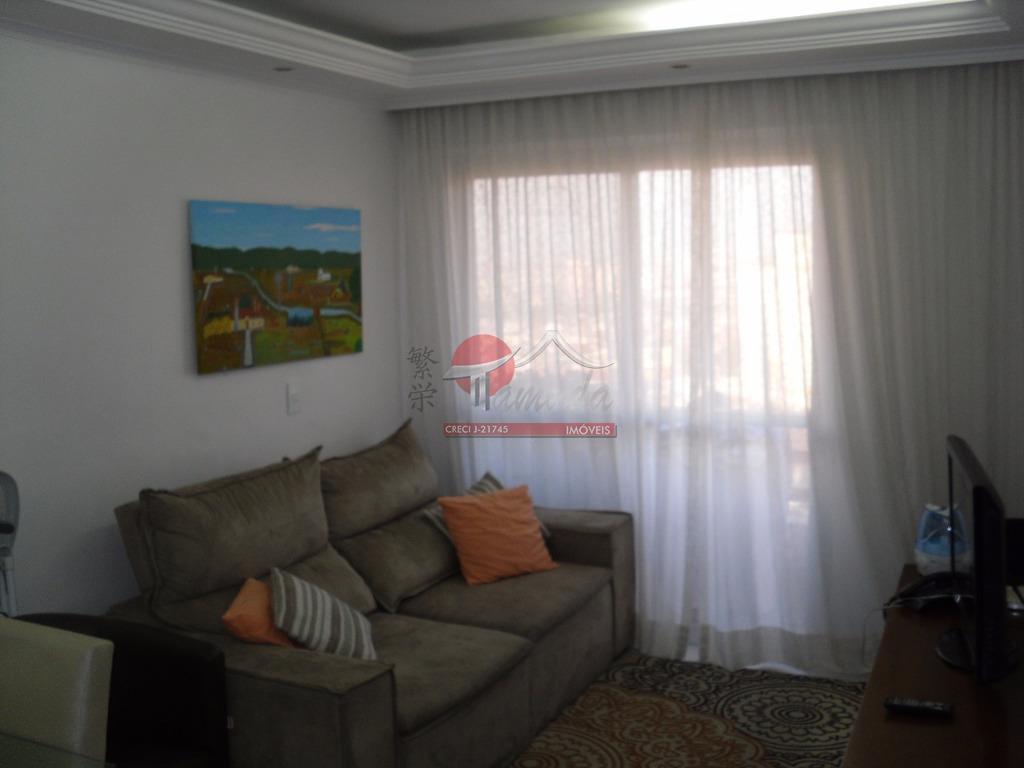 Apartamento residencial à venda, Vila Laís, São Paulo - AP1355.