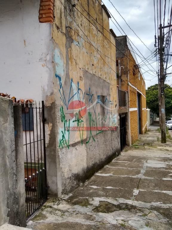 Terreno à venda, 500 m² por R$ 1.300.000 - Vila Ré - São Paulo/SP