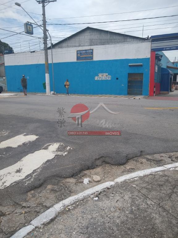 Terreno à venda, 800 m² por R$ 1.700.000 - Penha de França - São Paulo/SP