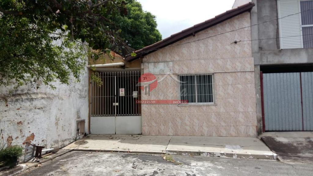 CASA TERREA DE 2 DORM. DE 2 VAGAS DE GARAGEM EM ERMELINO MATARAZZO