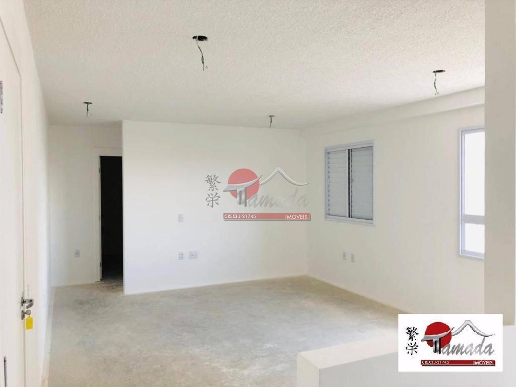 Apartamento com 1 dormitório à venda, 46 m² por R$ 250.000 - Jardim América da Penha - São Paulo/SP