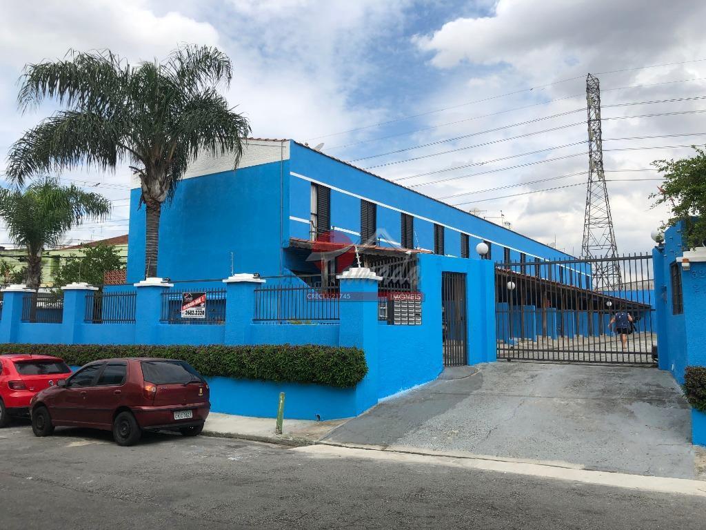 Sobrado com 2 dormitórios à venda e locação, 67 m² por R$ 250.000 - Limoeiro - São Paulo/SP
