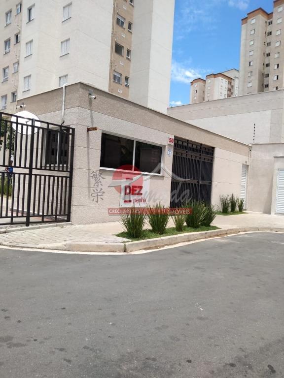 Apartamento com 2 dormitórios à venda, 46 m² por R$ 220.000 - Penha de França - São Paulo/SP