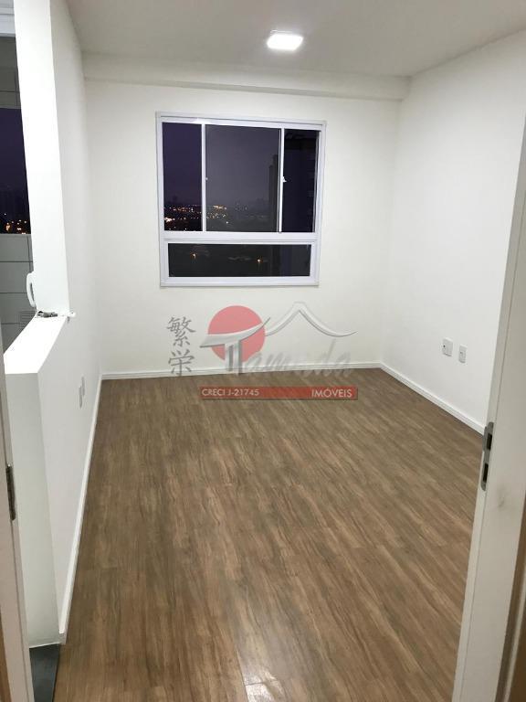 Apartamento com 2 dormitórios para alugar, 47 m² por R$ 1.100/mês - Penha de França - São Paulo/SP