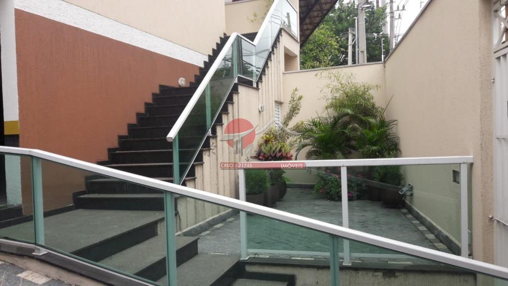 Sobrado com 3 dormitórios à venda, 90 m² por R$ 350.000 - Penha de França - São Paulo/SP