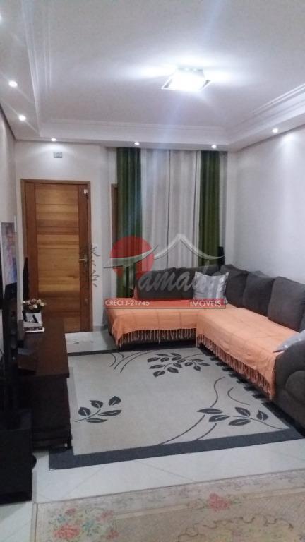 Sobrado com 3 dormitórios à venda, 86 m² por R$ 450.000 - Parque Boturussu - São Paulo/SP