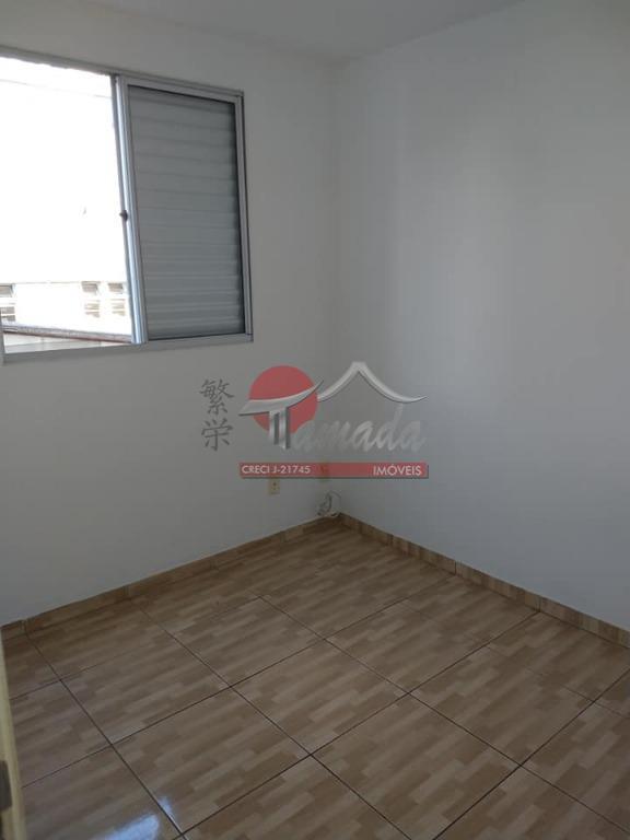 Apartamento com 2 dormitórios à venda, 50 m² por R$ 200.000 - Colônia (Zona Leste) - São Paulo/SP