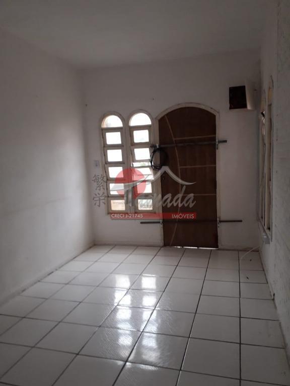 Casa com 2 dormitórios para alugar, 100 m² por R$ 900/mês - Vila Jacuí - São Paulo/SP