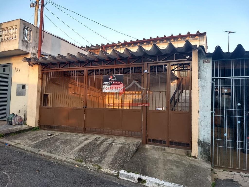 Casa com 2 dormitórios à venda, 140 m² por R$ 510.000 - Jardim Popular - São Paulo/SP