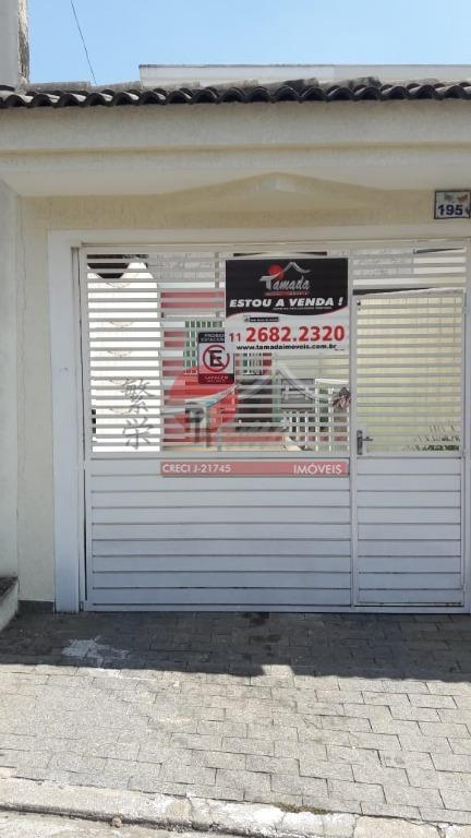 Sobrado com 3 dormitórios à venda, 182 m² por R$ 540.000 - Vila Constança - São Paulo/SP