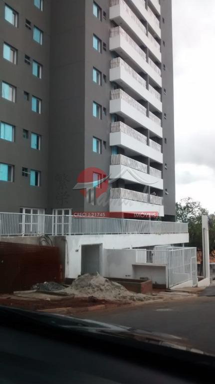 Apartamento com 2 dormitórios à venda, 59 m² por R$ 398.000 - Vila Rio Branco - São Paulo/SP