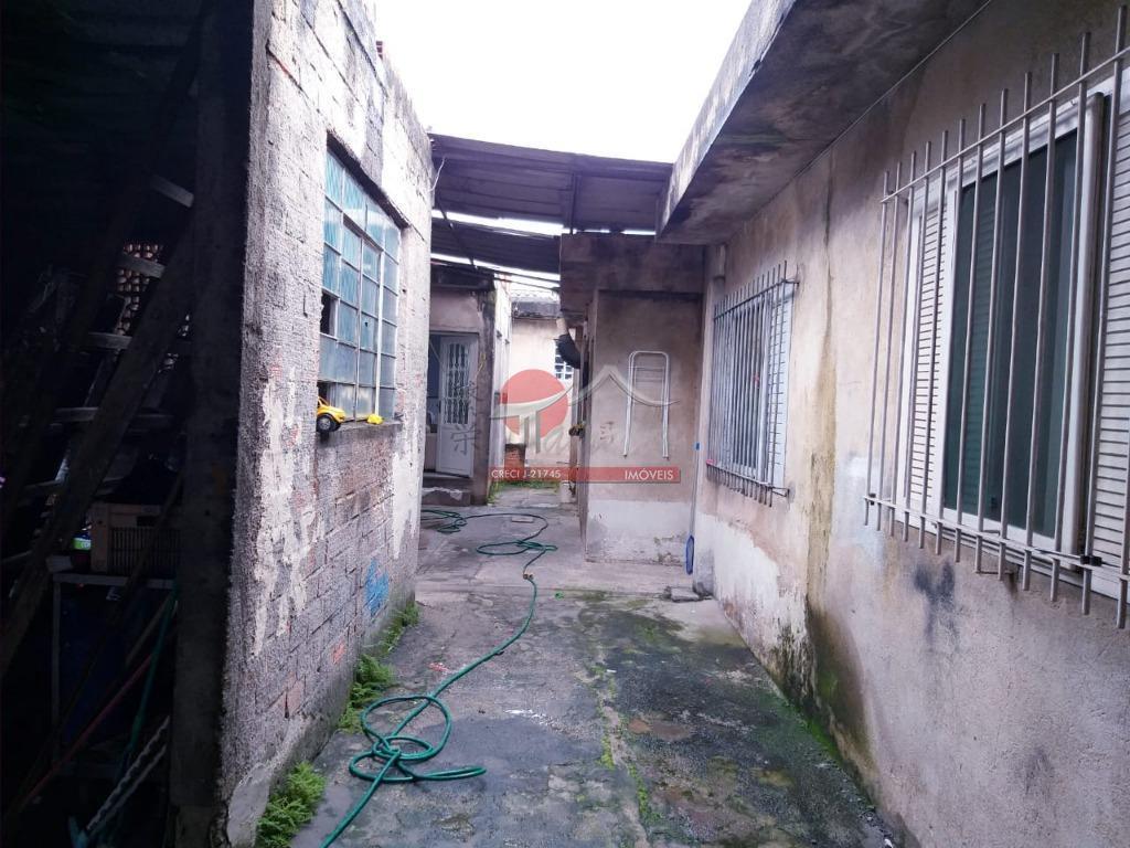 Terreno à venda, 300 m² por R$ 480.000 - Engenheiro Goulart - São Paulo/SP