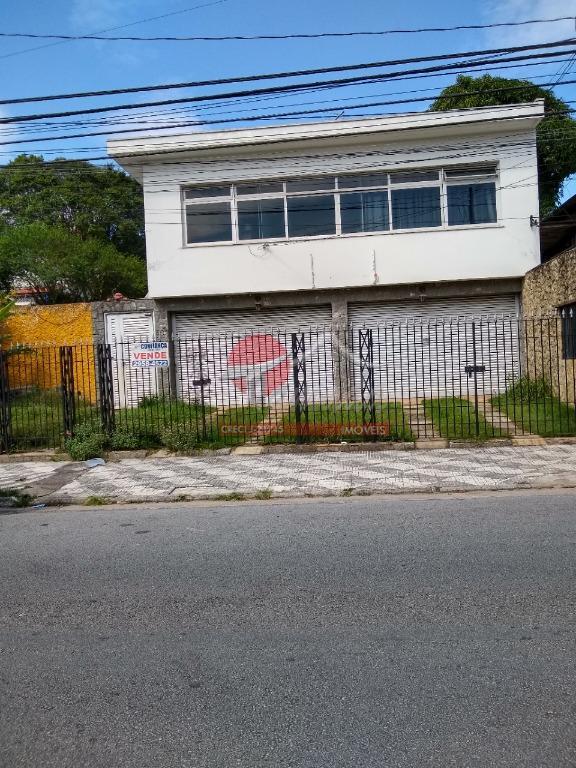 Casa com 4 dormitórios à venda, 400 m² por R$ 2.500.000 - Vila Esperança - São Paulo/SP