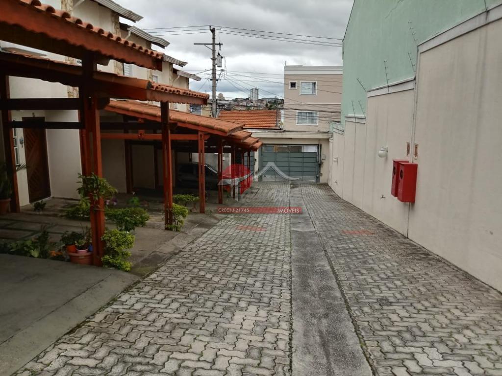 Sobrado com 2 dormitórios à venda, 70 m² por R$ 350.000 - Chácara Califórnia - São Paulo/SP