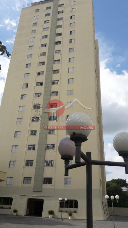 Apartamento com 2 dormitórios à venda, 55 m² por R$ 270.000 - Vila Londrina - São Paulo/SP