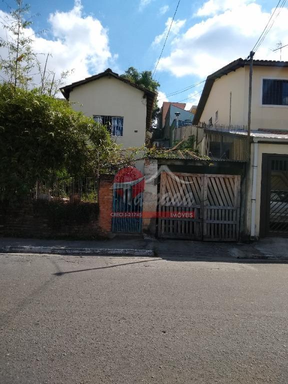 Terreno à venda, 500 m² por R$ 850.000 - Vila Esperança - São Paulo/SP