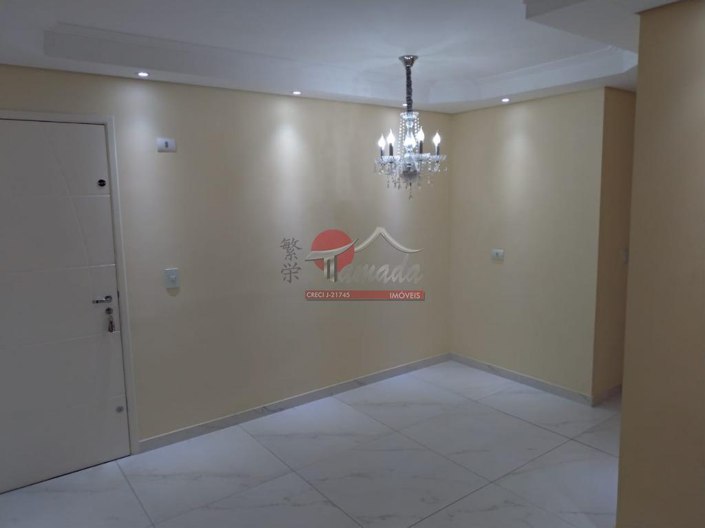 Apartamento com 2 dormitórios para alugar, 54 m² por R$ 1.390/mês - Jardim Arize - São Paulo/SP