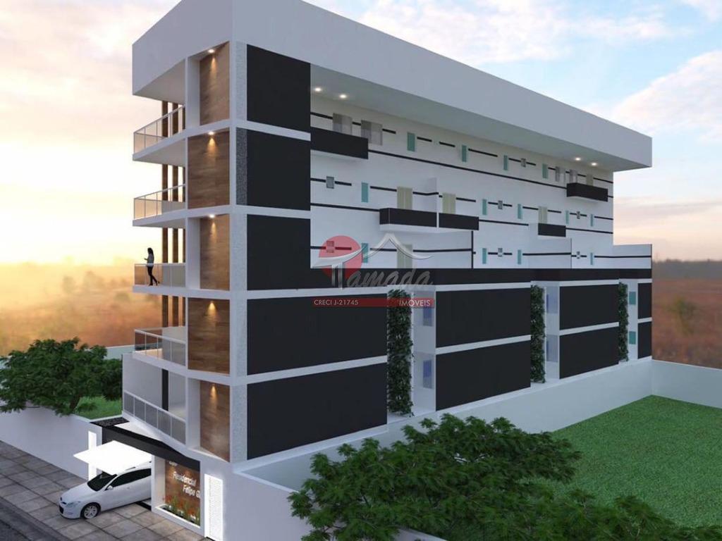 Apartamento com 2 dormitórios à venda, 37 m² por R$ 245.000 - Vila Granada - São Paulo/SP