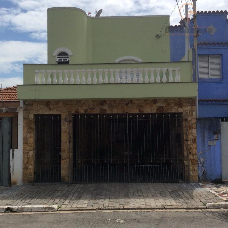 Sobrado  residencial à venda, Maranhão, São Paulo.