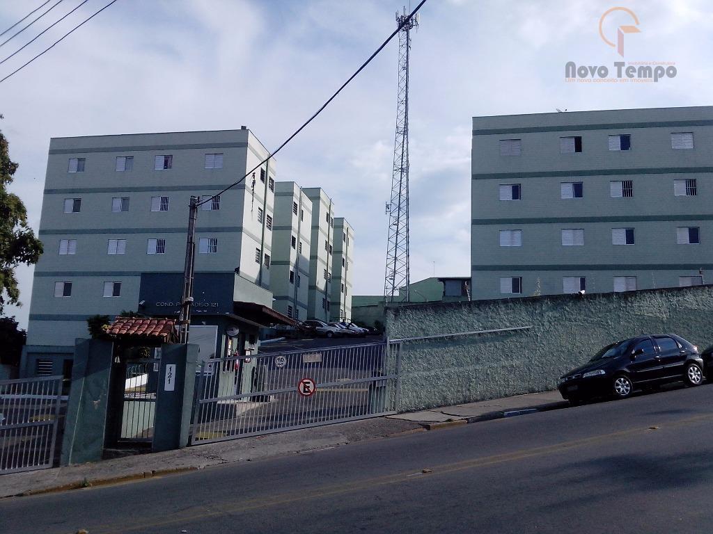 Apartamento  residencial à venda, Vila Perracini, Poá.