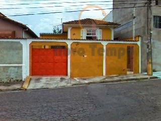 Casa  residencial com pomar à venda, Vila Ursulina, Itaquaquecetuba.