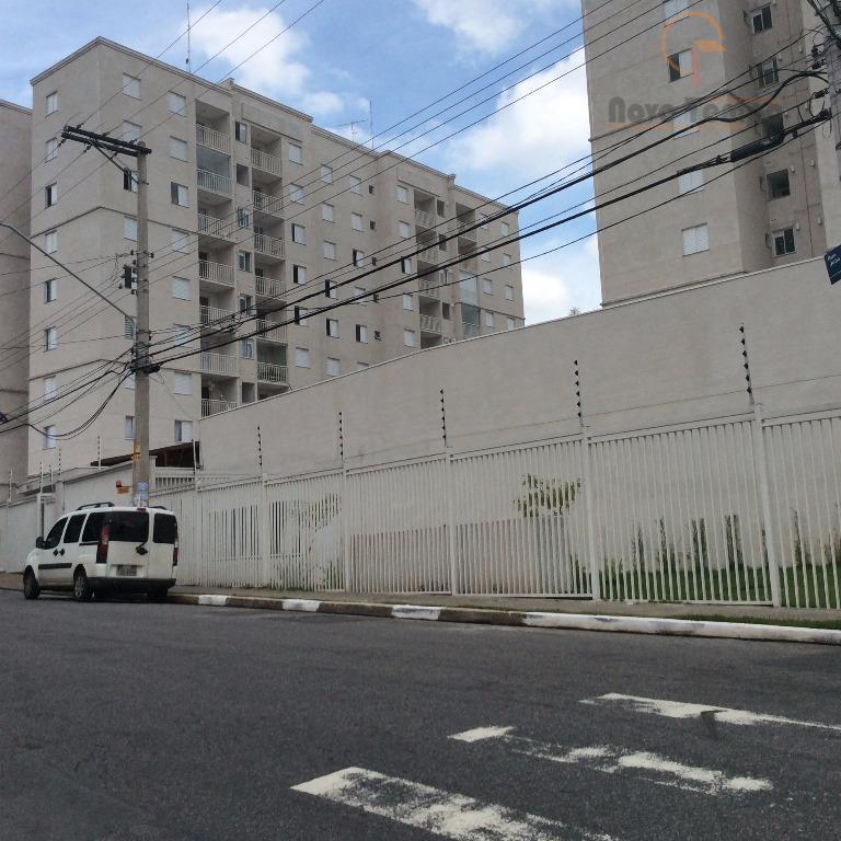 Apartamento residencial para venda e locação, Vila Jacuí, São Paulo.