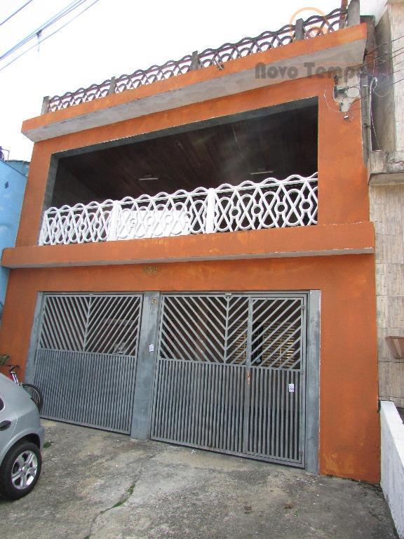 Sobrado  residencial para locação, Jardim Nazareth, São Paulo.
