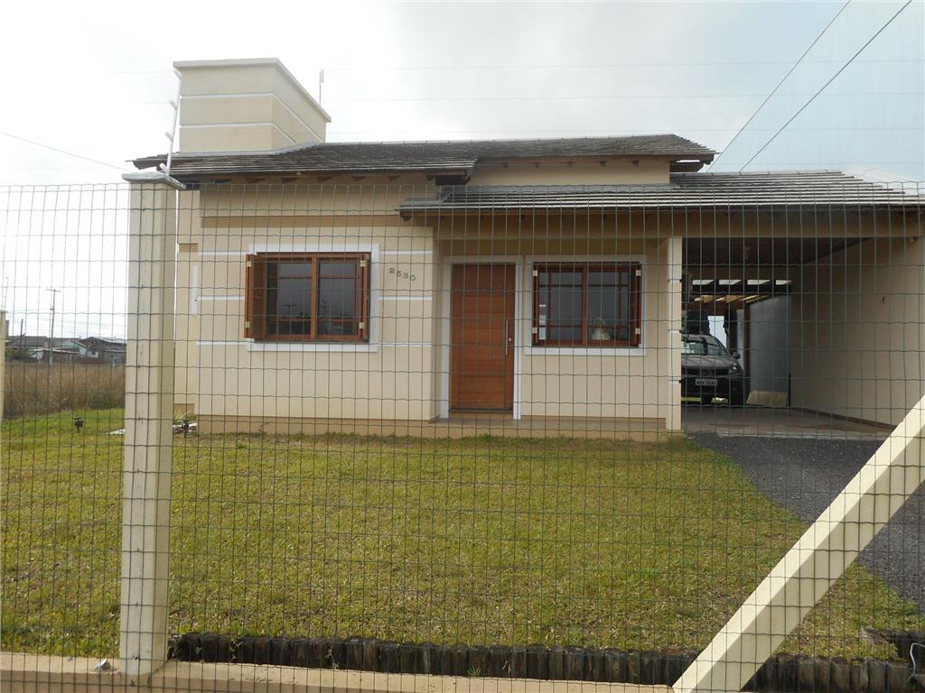 Casa sozinha no terreno em zona de moradia no centro de Imbé.