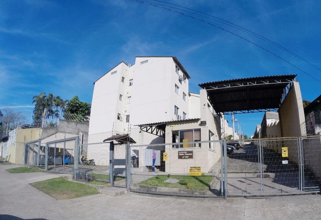 Apartamento residencial à venda, Glória, Porto Alegre.