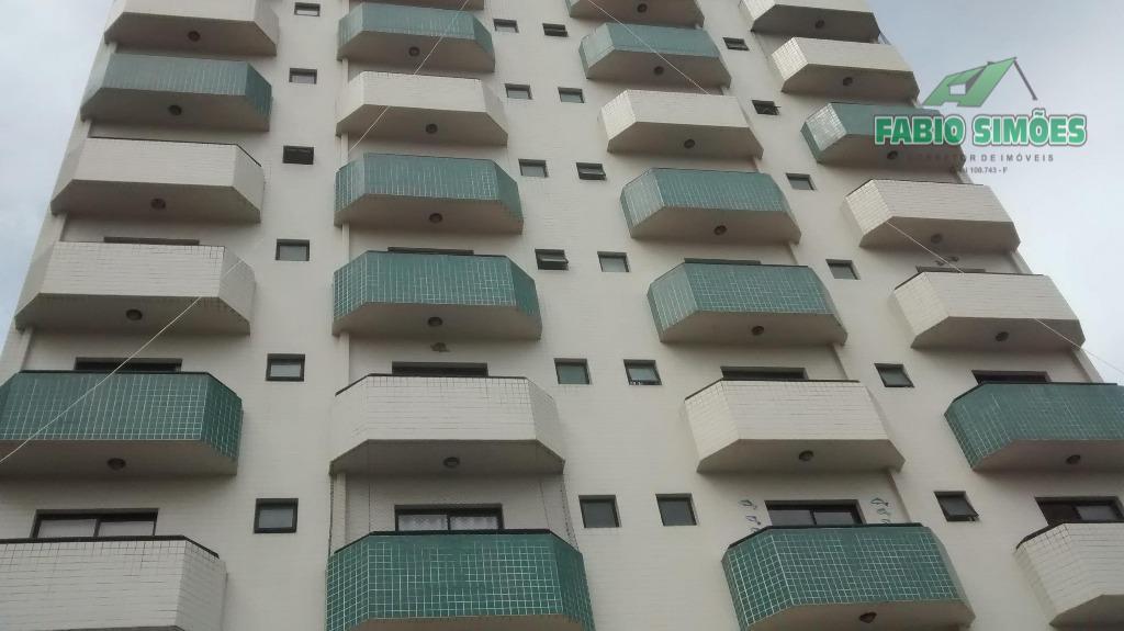 Oportunidade...Kichenette na Vl. Caiçara, a 70 ms da Praia em Edifício com elevador e garagem