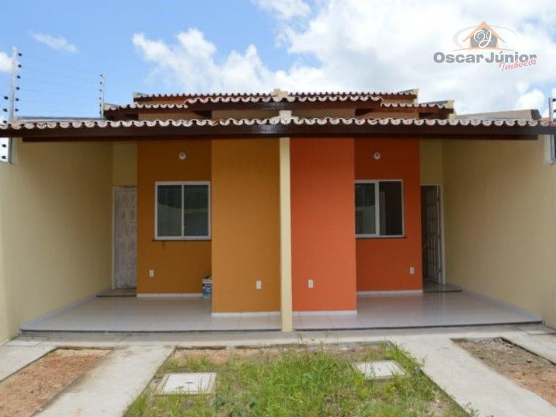 Maravilhosa Casa Plana Nova 2 Suites à Venda, Novo Maranguape II, Maranguape.