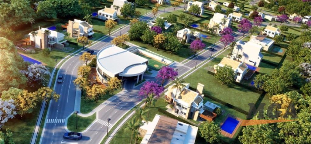 Terreno Condomínio Village Iguassu Golf Residence à venda.