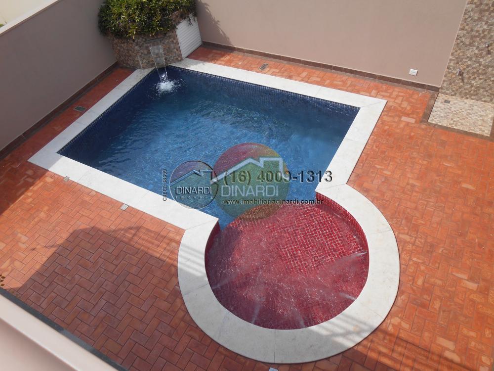 Casa residencial à venda, Condomínio Santa Monica, Ribeirão Preto - CA5042.