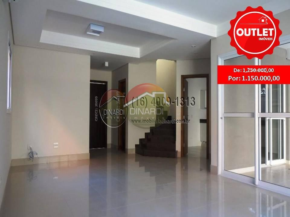 Casa residencial à venda, Jardim Saint Gerard, Ribeirão Preto - CA5801.